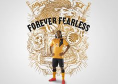 NIKE, Inc. - Nike and Kaizer Chiefs Unveil Home and Away Kits for 2014-15 Season