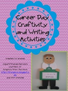 Career Day Craftivity and Writing $