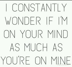 constantly