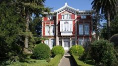 Villa La Argentina, Luarca, ASTURIAS