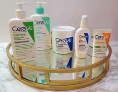 Tips and Tricks to transition skincare to warmer weather #CeraVeSkincare #ad