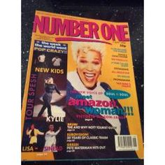 Number One Magazine - 1990 05/05/90