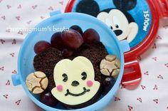 mini Mickey Mouse bento