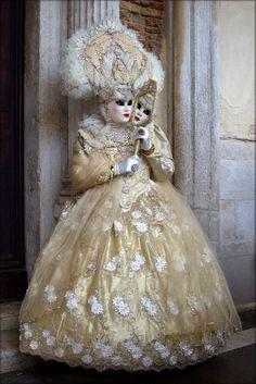 Carnevale di Venezia 2014 - 4 von Tanja Plusczok
