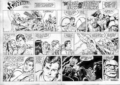 Curt Swan Artwork | curt swan murphy anderson Comic Art For Sale From Comic Art…