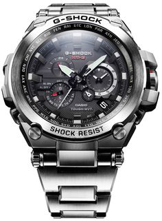 G-Shock MTGS-1000D-1ACR Limited Edition Metal -Silver