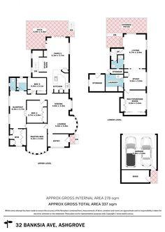 32 Banksia Avenue, Ashgrove, Qld 4060 - floorplan