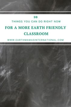 Ten idea of things you can do in your classroom this year to make your space more eco-friendly and your impact less harmful on the Earth.   #classroomidea #classroomprocedures #beginningoftheyearprocedures #firstdaysofschool #greenactivities #teacher #school Classroom Expectations, Earth Mama, Classroom Procedures, Change Is Good, Right Now, Zero Waste, You Can Do, Activities For Kids, Back To School
