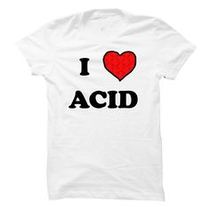 Flaunt your wild side, and love acid!