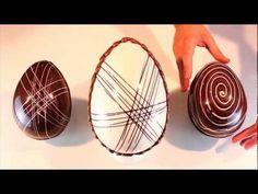 Paso a Paso huevo de Pascua rayado - Carat Coverlux (3 de 4 en 2013) - YouTube
