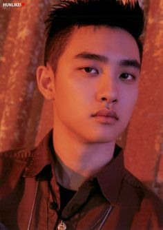 "[SCAN] #EXO ""LOTTO"" SD Card - #D.O. cr: HUNLIKE__94"