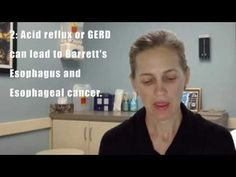 Unlucky 13: Facts about Acid reflux and GERD - YouTube
