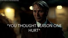 We were so wrong, so wrong. #Hannibal