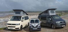 cascade0031-2 Campervan Interior Volkswagen, Vw Transporter Camper, Kombi Motorhome, T5 Camper, Camper Interior, Vw T5, Campers, Campervan Conversions Layout, Camper Van Conversion Diy