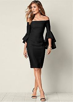 LBDs, Little Black Dresses- Sexy Black Dresses To Love | VENUS®