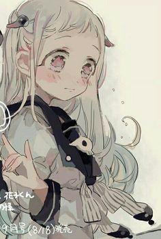 "In which ""Toilet-bound Hanako-kun"" related images are shown. Please beware of possible manga spoilers. Chica Anime Manga, Anime Chibi, Kawaii Anime, Girls Manga, Estilo Anime, Beautiful Anime Girl, Animes Wallpapers, Anime Art Girl, Anime Style"