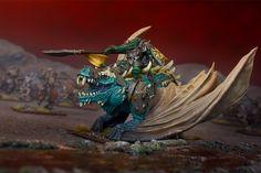 Kings of War Monsters: Designing the Winged Slasher – Mantic Blog