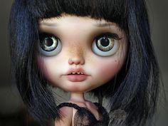 Matilda Karoline Felix OOAK Blythe