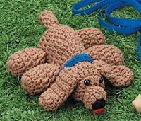 2000 Free Amigurumi Patterns: Floppy Dog Crochet Pattern