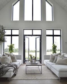 home design decor 24 Dream Home Design, My Dream Home, Home Interior Design, Interior Architecture, House Design, Design Interiors, Living Room Interior, Home Living Room, Living Room Designs