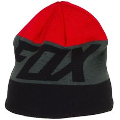 Fox Vamp Beanie flame red ★★★★★