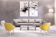 Wunderbar Large Wall Art For Living Rooms: Ideas U0026 Inspiration   Pinterest   Große  Wandkunst, Wohnzimmer Ideen Und Wohnzimmer