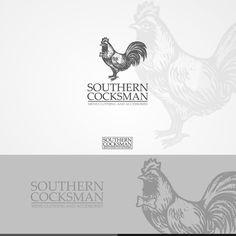 SOUTHERN COCKSMAN LOGO DESIGN by JairOs