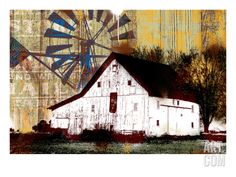 Americana 7 Giclee Print by JB Hall at Art.com