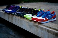 Asics – Gel Lyte 3 Limited Edition Releases: Spring 2012