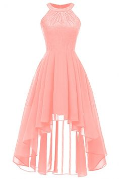 Casual Dress Mermaid / Trumpet Jewel Neck Ankle Length / Asymmetrical Chiffon / Lace Dress with Draping / Lace Insert by LAN TING Express Source by dresses Pretty Prom Dresses, Elegant Dresses, Cute Dresses, Beautiful Dresses, Short Dresses, Girls Dresses, Dresses Dresses, Casual Dresses, Formal Dresses