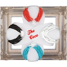Pin me & Win me! Re-pin the coco necklace and it could be yours.  Winner will be randomly chosen next Thursday!  Ships to US and Canada addresses only. #Win #Statement Necklace