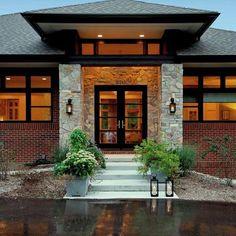 Image result for residential building entrance design