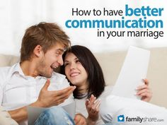 There are many ways that couples can communicate with each other. Here are some ideas on how to have good healthy conversations.