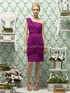 Chiffon Cocktail Sheath/Column Abiti da Damig in Grape http://www.belloabito.com/chiffon-cocktail-sheathcolumn-abiti-da-damig-in-grape-p-3655#.VGQApDSUc50