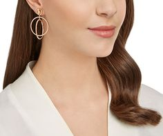 "Swarovski ""Flash"" earrings"