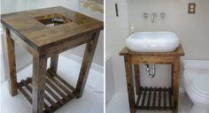 Small Bathroom Sinks And Vanities Ikea Hacks
