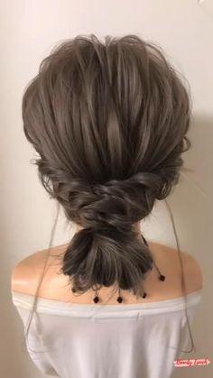 Hair Tutorials For Medium Hair, Medium Hair Styles, Hairstyle Tutorials, Long Hair Styles, Easy Hairstyles For Long Hair, Up Hairstyles, Hair Upstyles, Blonde Hair Looks, Shot Hair Styles