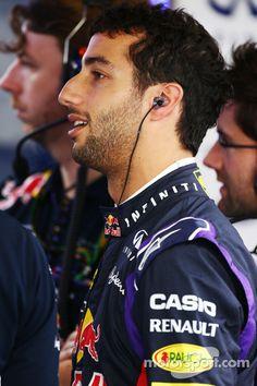 Daniel Ricciardo, Red Bull Racing at Abu Dhabi GP High-Res Professional Motorsports Photography Ricciardo F1, Daniel Ricciardo, Hooked Nose, Watch F1, Honey Badger, F1 Season, Red Bull Racing, F1 Drivers, Car And Driver