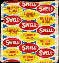 Grandpa used to buy this for us Retro Packaging, Packaging Design, Photo Wall Collage, Picture Wall, Swollen Gum, Collages, Lobe, Vintage Candy, Chewing Gum