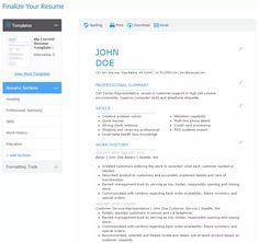 make free resume now builders jobscan builder