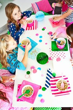 Slumber Party | Shop Sweet Lulu for Tiny Prints | Styling by Jessie Senese & Stevie Pattyn | Photography by Stevie Pattyn