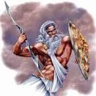 dieux de l'olympe - Zeus
