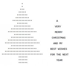 Popularity contest make a scalable christmas tree programming - Images Of Ascii Art Christmas Tree Best Home Design