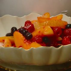 Next level fruit salad made with orange supremes -- those rindless, juicy citrus gems you see at fancy restaurants.