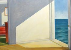 hopper Edward Hopper, Sculpture, Art Paintings, Installation Art, American Art, Art Museum, Masters, Artworks, Inspire