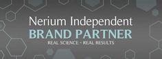 My webpage deblarge.nerium.com.