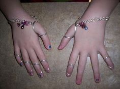 Image detail for -Our Journey with Ehlers-Danlos Syndrome: Picture of Custom Ring ...