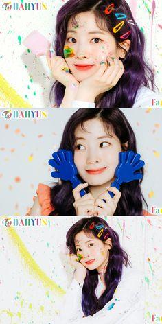 Kpop Girl Groups, Korean Girl Groups, Kpop Girls, Nayeon, Extended Play, Twice Fanart, Work Hard In Silence, Twice Once, Twice Dahyun