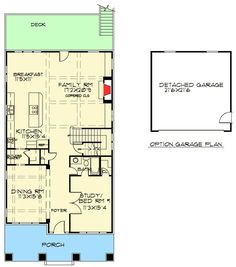 Craftsman House Plan with Space and Amenities - 13531BY | 2nd Floor Laundry, 2nd Floor Master Suite, Butler Walk-in Pantry, CAD Available, Craftsman, Den-Office-Library-Study, Loft, Narrow Lot, Northwest, PDF, Sloping Lot | Architectural Designs