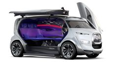 Concept Flashback - 2011 Citroen Tubik Brings Delightful Shapes of ...